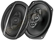 "Pioneer TS-A6960F 450 Watts 6"" x 9"" 4-Way Coaxial Car Audio Speakers"
