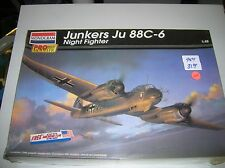 "ProModeler #85-5970 ""JU88 C-6  "" 1/48  sealed lot # 11079"