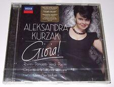 Aleksandra Kurzak - Gioia! (CD, 2011, Decca) new