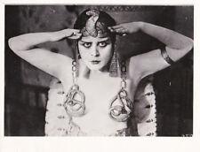 Theda Bara Cleopatra J. Gordon Edwards 1917 Tirage argentique postérieur 1955