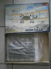MAQUETTE AVION BI-PLAN BOMBARDIER GOTHA G.II,G.III ALLEMAND WWI 14/18 RODEN 1/72