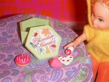 Rement Spring time Easter Desert Box for Fisher Price Loving Family Dollhouse