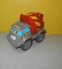 Hasbro Play-Doh Max The Cement Mixer Toy Construction Truck Rolling Mold