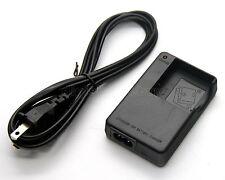 Battery Charger for Benq DC-E520 DC-E520+ DC-E521 DC-E610 DC P500 DV M21 M22 S21
