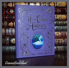 Fairy Tales by Hans Christian Andersen New Illustrated Collectible Hardcover Gif