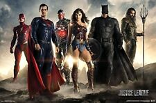 Justice League Group Wall Poster Print, 22x34