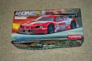 KYOSHO V-ONES 111 pureten GP-VONE S series 111 4WD 1/10 Scale