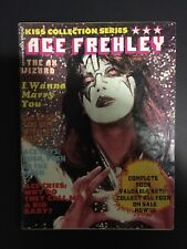 Vintage 1979 Magazine  KISS Collection Series  Ace Frehley Complete