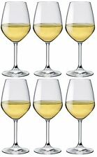 Bormioli Rocco Divino White Wine Drinking Glasses - Set Of 6 - 445ml (15oz)