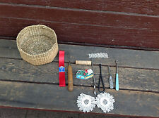 Mixed Lot of Sewing Tools and Other Sewing Things