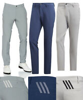Adidas Golf Ultimate 365 3 Stripe Tapered Golf Trousers - RRP£60 - ALL SIZES
