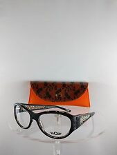 Brand New Authentic BOZ Eyeglasses Oracle 0092 Brown Black Frame