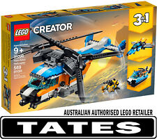 LEGO?31096 Twin Rotor Helicopter Creator 3in1 from Tates Toyworld