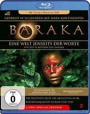 Baraka-Special Edition - 2 Blu-ray Disc-nuevo + embalaje original!