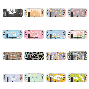 Kawaii Cartoon TPU Soft Case Cover For Nintendo Switch Joy-Con Controller Gift