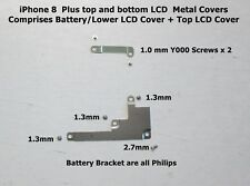 For Apple iPhone 8 Plus Replacement Internal Brackets Screws with screws