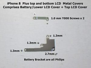 For Apple iPhone 8 Plus Replacement Internal Brackets  with all original screws
