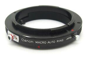 Canon Macro Auto Ring Adapter - UK Dealer