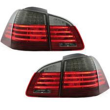 LED Rückleuchten Set für BMW E61 Touring Bj. 2004-2007 Rot/Schwarz