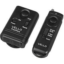 Vello FreeWave Wireless Remote Shutter Release for Nikon w/10-Pin Connection