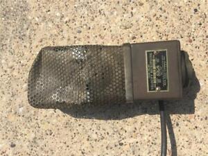RCA Velocity Microphone, Type PB-OO, Scarce Model