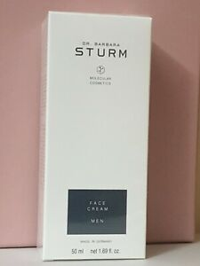 DR BARBARA STURM Face Cream For Men 50ml NEW SEALED BOX