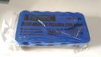 Effaceur pour Ardoise Magnétique avec Aimant Eraser Nettoyer Vileda Bleu