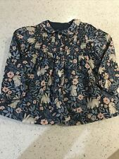 TU AUTUMN/WINTER DRESS 9-12 MONTHS BABY GIRL - IMMACULATE CONDITION