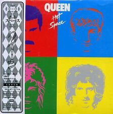 QUEEN - Hot Space - Japan ONLY Mini Lp CD