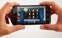 Dell Streak 5 Phone XTX64 0VGVD Unlocked