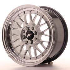 Japan Racing Wheels Cerchi in Lega JR23 16x8 ET20 4x100/108 Hiper Silver