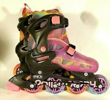 Roller Derby Inline Blades Skates. Adjustable Size 3 4 5 6.