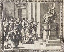 Les Métamorphoses d' Ovide Iphis et Lanthé Lesbienne Transgenre  XVII 1676
