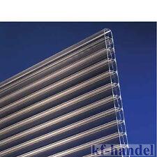 16mm Hohlkammerplatten BRONCE Polycarbonat Stegplatten Typ Roofstar *Muster*