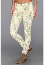 Volcom Soundcheck Super Nat Skinny Jeans Womens Size: 7