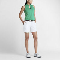 Nike Women's Dri Fit Golf Oxford Shorts Save 50%!!   Size 10   Size 14