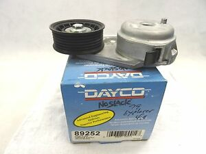 Ford Mazda Mercury Land Rover Automatic Belt Tensioner Dayco 89252