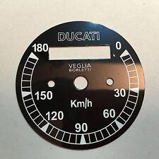 Fondo scala per tachimetro VEGLIA per Ducati Scrambler 250 - 350 - 450  km 180