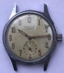 Vintage Favico Wrist Watch