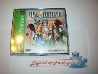 * New *  Final Fantasy IX 9 - Sony PlayStation One ps1  * Factory Sealed *