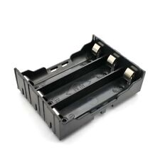 18650 Battery Holder Case for PCB Soldering 3 Slots DIY Powerwall