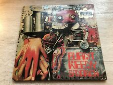 The Mothers Of Invention Burnt Weeny Sandwich Vinyl LP 1970 GER Reprise ‎RS 6370