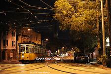 Original Photograph: Muni Milan Peter Witt 1807 at Church/30th Street at night