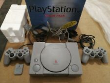 SONY PLAYSTATION 1 PSX PS1 SCPH-5552 C PAL