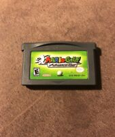 Mario Golf Advance Tour Nintendo Game Boy Advance GBA ~ Authentic! ~ Excellent!