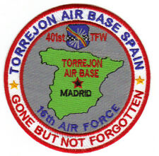 Torrejon Air Base, Spain, 401St Tfw, 16Th Air Force Y