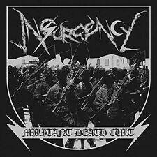 INSURGENCY - MILITANT DEATH CULT   VINYL LP NEUF