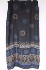 Polyester Regular Size Millers Falls Company Long Skirts for Women