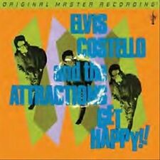 Get Happy!! by Elvis Costello & the Attractions/Elvis Costello (Vinyl, Jun-2011, 2 Discs, Mobile Fidelity Sound Lab)