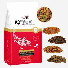 Koifutter Classic Mix 2 kg - 15 kg 5 Sorten Spirulina Fischfutter Krebse Raupen